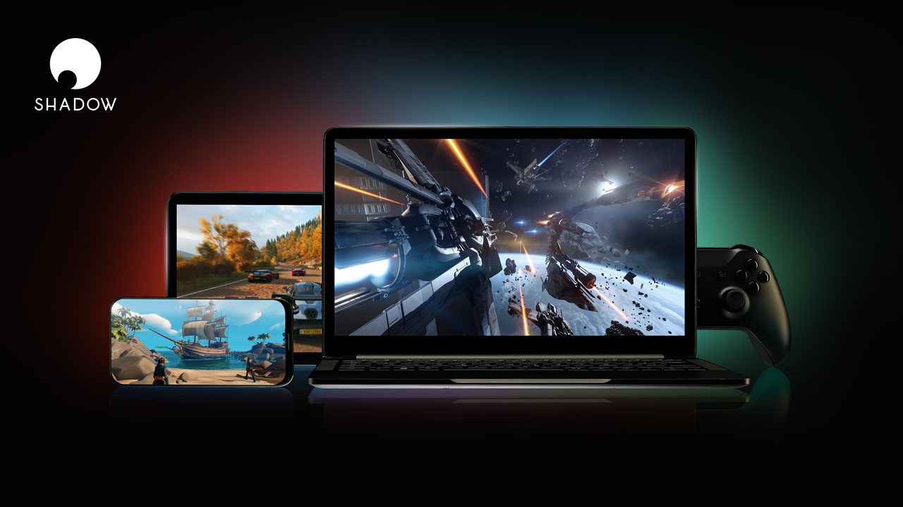 Shadow - Turn any device into a Gaming PC
